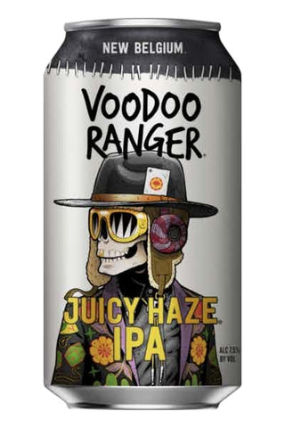 New Belgium Voodoo Ranger Juicy Haze IPA 355ml Can