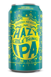 "Sierra Nevada ""Hazy Little Thing"" IPA 355mL can"