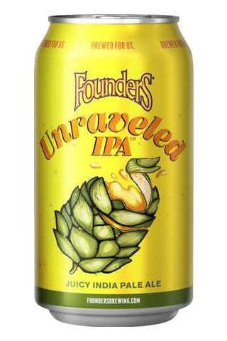 Founders Unraveled IPA 355mL