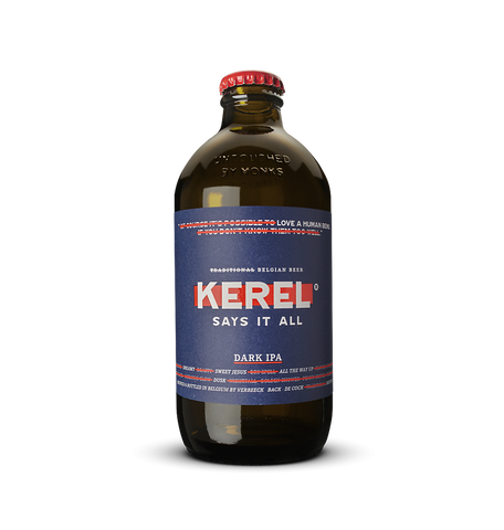 Kerel Dark IPA 330mL