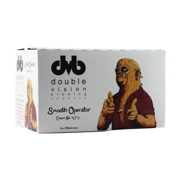 Double Vision Brewing Smooth Operator 6x330mL