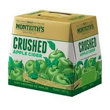 Monteiths Apple Cider 12x330mL