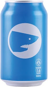 Part Time Rangers Great White Shark 10x330mL