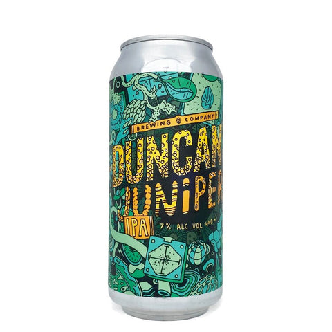 Duncan's Juniper IPA 440mL