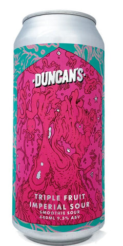 Duncan's Triple Fruit Imperial Sour 440mL