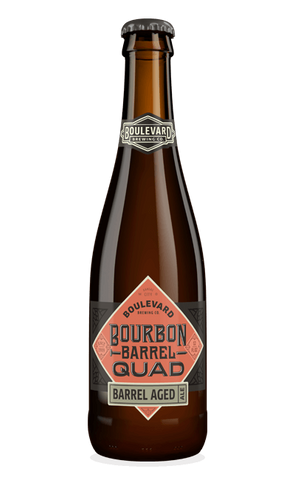 Boulevard Brewing Co Bourbon Barrel Aged Quad Ale 355mL