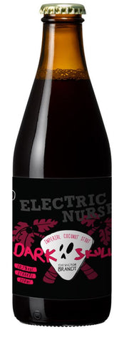 Electric Nurse Dark Skull 330mL
