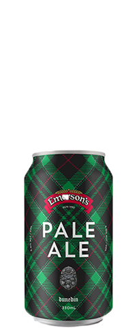 Emersons Pioneer Pale Ale 330mL
