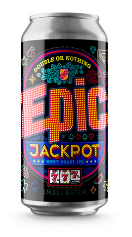 Epic Jackpot DIPA 440mL