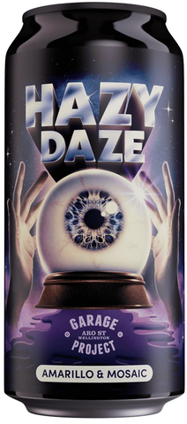 Garage Project Hazy Daze IV Hazy Pale Ale 440mL