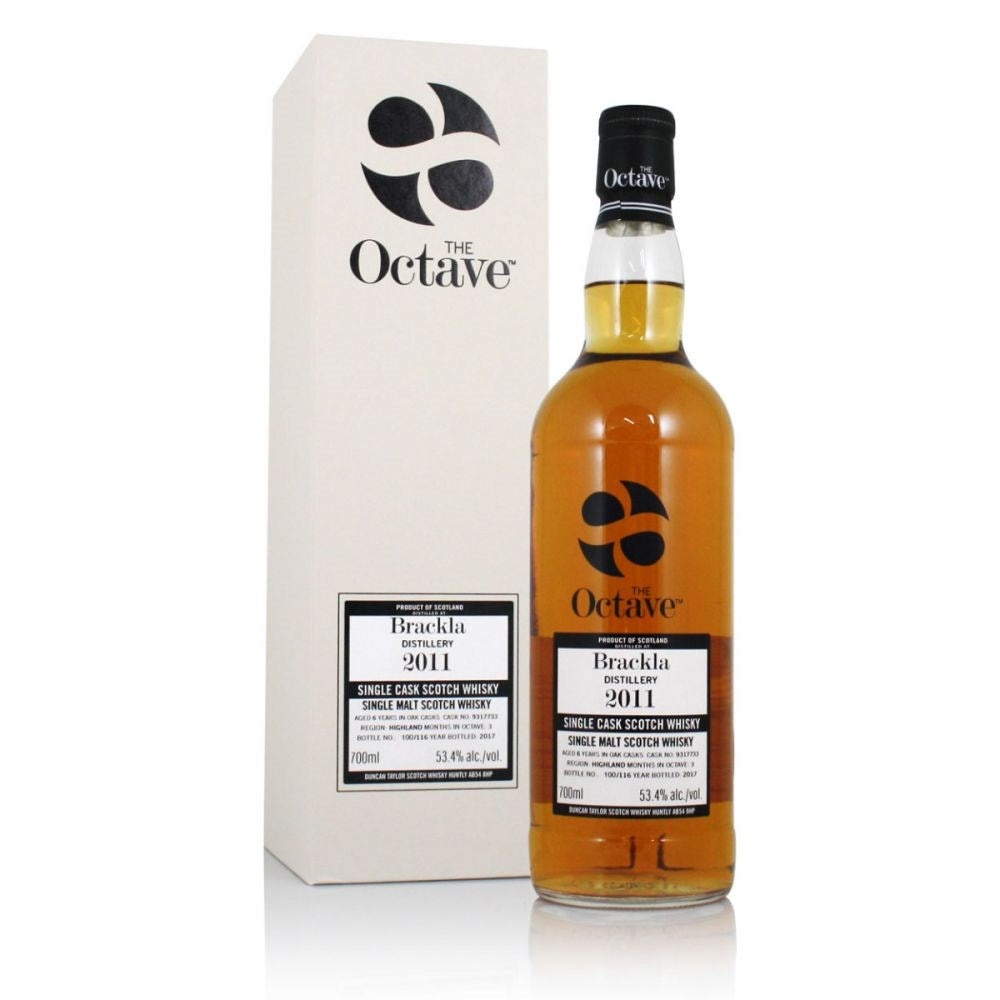 The Octave Brackla 2011 700mL
