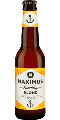 Maximus 'Pandora' Blonde 330mL