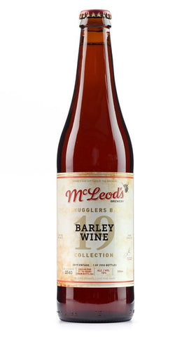 McLeod's Smugglers Bay Barley Wine 500mL
