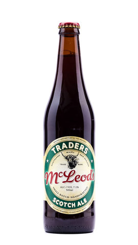 McLeod's Traders Scotch Ale 500mL