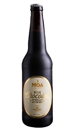 Moa Salted Caramel Chocolate Stout 500mL