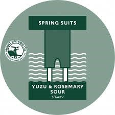 Mount Brewing Co. Yuzu & Rosemary Sour 330mL