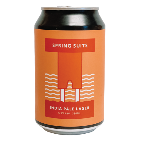 Mount Brewing Co Spring Suits IPL 330mL