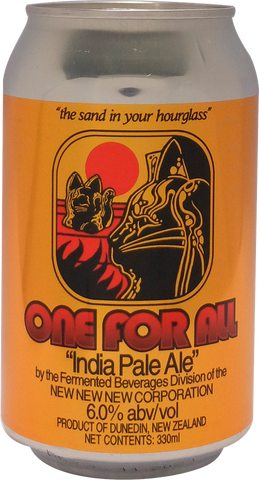 New New New 'One For All' West Coast IPA 330mL