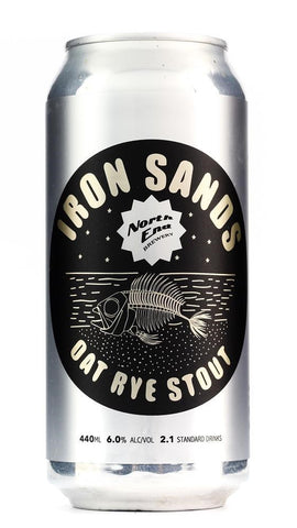 North End Iron Sands 440mL