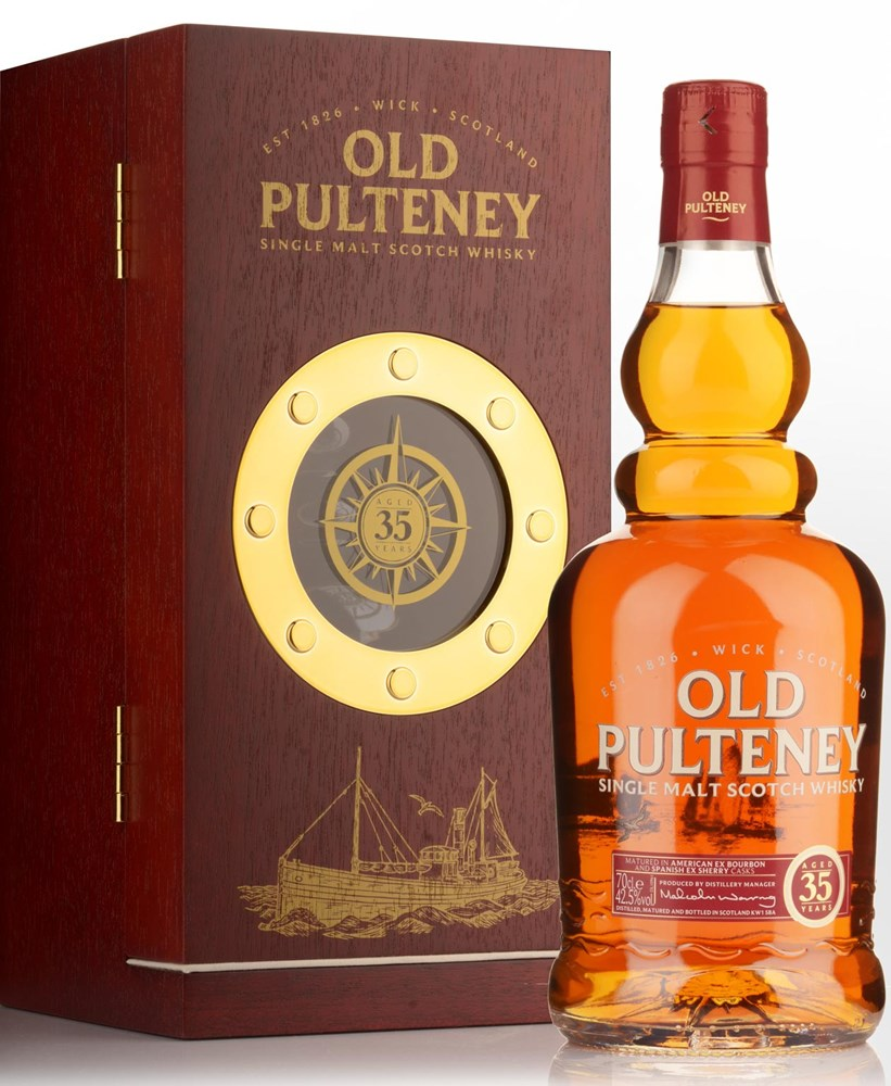 Old Pulteney 35YO 700ml