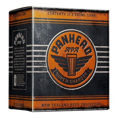 Panhead Supercharger 12x330mL Can