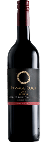 Passage Rock Res. Cabernet Merlot 2019