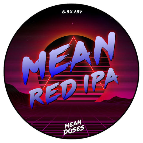 Mean Doses Red IPA 440mL