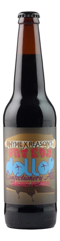 Rhyme & Reason Fat Boy Dollop #2 Smores Porter 500mL