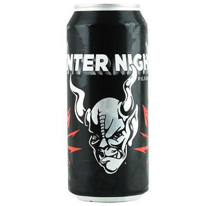 Arrogant Consortia Enter Night Pilsner 473mL