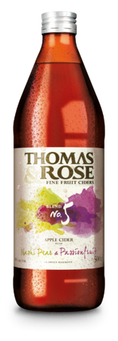 Thomas & Rose Nashi Pear & Passionfruit 500mL