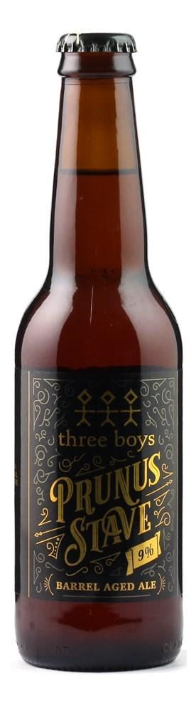 Three Boys Prunus Stave 330mL