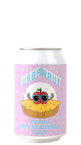 Urbanaut Fitzoy Apple Crumble Sour 330mL