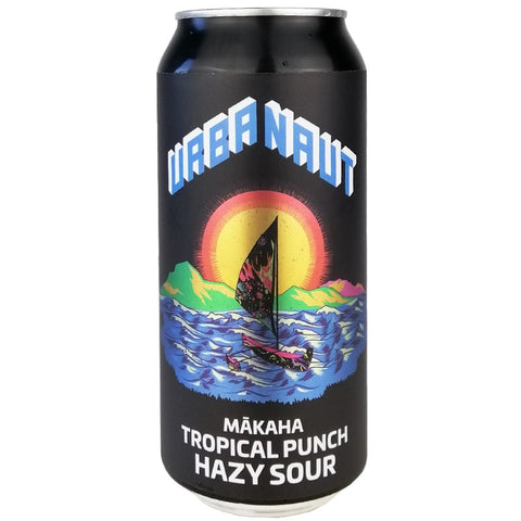 Urbanaut 'Makaha' Tropical Punch Hazy Sour 440mL