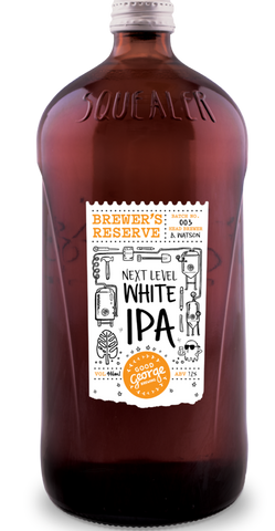 Good George White IPA Squealer 946mL
