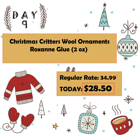 Day 9 12 Days of Christmas at Mad B's Quilt & Sew