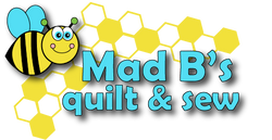 Mad B's quilt and sew