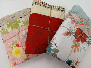 3 Yard Fabric Bundle PLUS