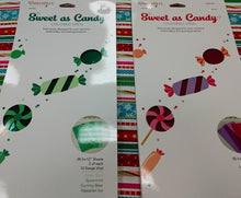 Load image into Gallery viewer, Kimberbell Sweet As Candy Colored Vinyl - Greens