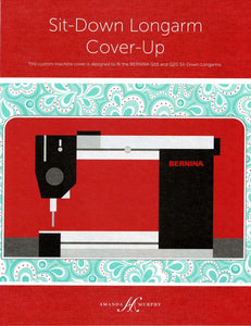 Amanda Murphy - Sit Down Longarm Cover Up Pattern