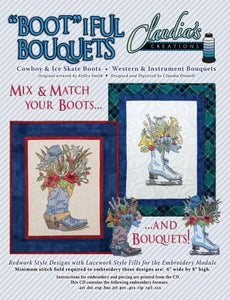 Boot-iful Bouquets