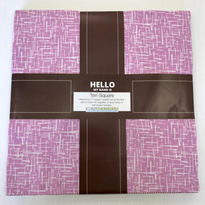 Layer Cake - Hello My Name Is: Ten-Square