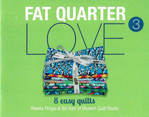 Fat Quarter Love 3 Book