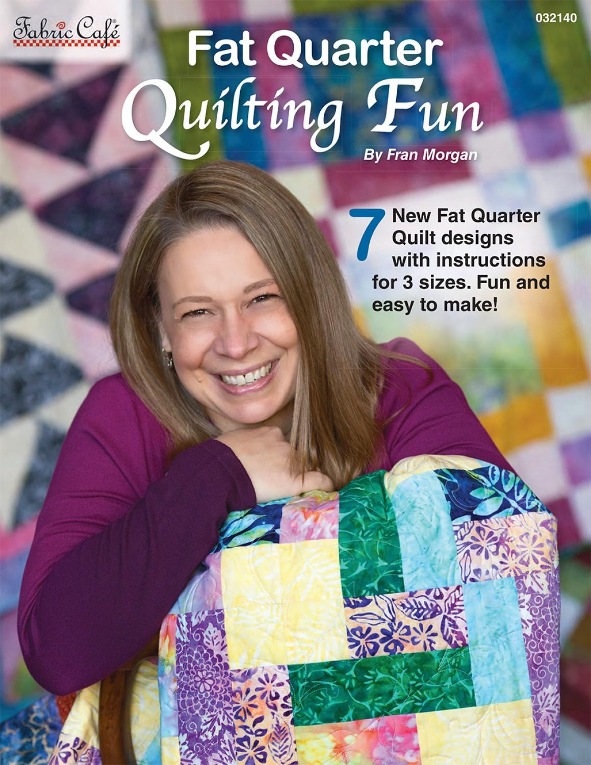 Fat Quarter Quilting Fun