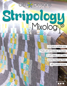 GE Designs - Stripology Mixology Book