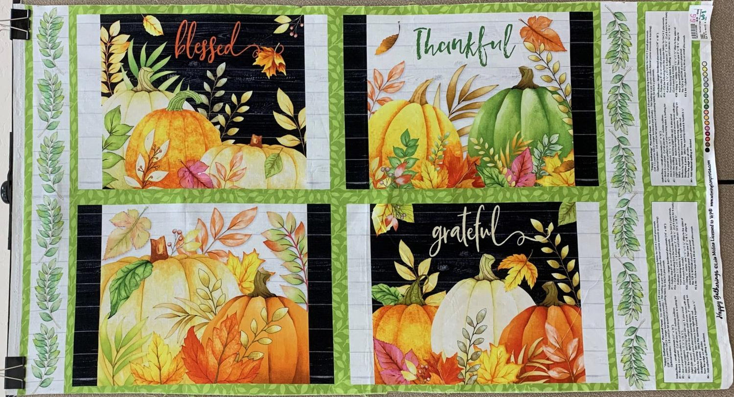 Happy Gatherings Placemat Panel