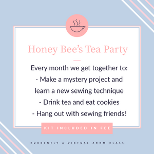 Honey Bee's Tea June 2021