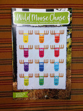 Load image into Gallery viewer, Wild Moose Chase Pattern