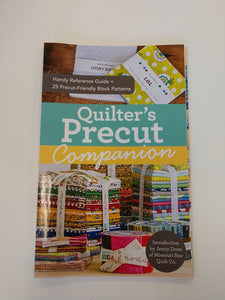 Precut Companion Book