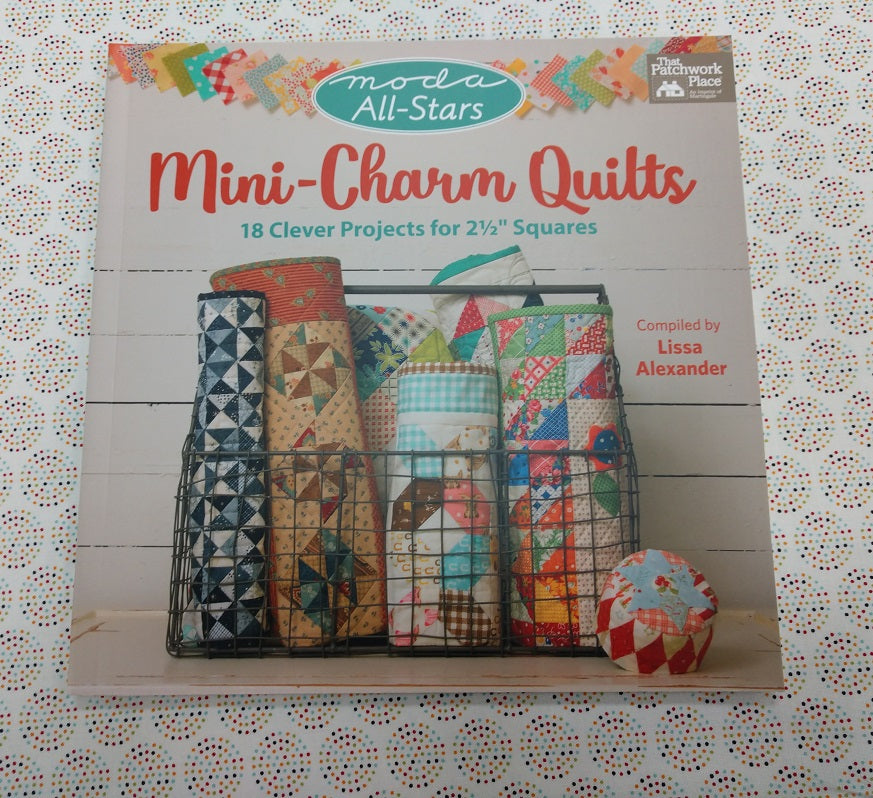 Mini Charm Quilts Book