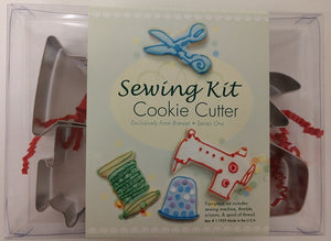 Sewing Kit Cookie Cutter
